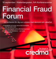 Financial Fraud Forum