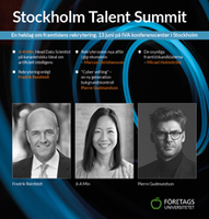 Stockholm Talent Summit